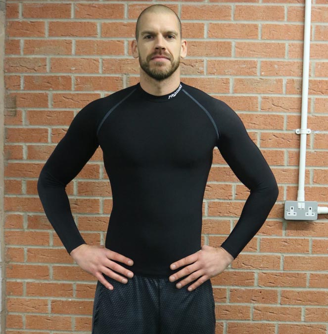Personal Trainer Steve Sheppard