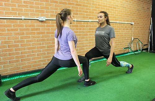 lunges 1