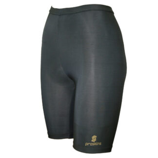ACTIVE Boys Compression Shorts With Fold Over Waist
