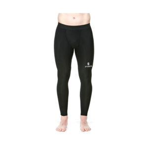 Moto Black Compression Baselayer Leggings