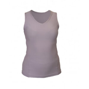 SLIM V Neck Vest Top (ITA)