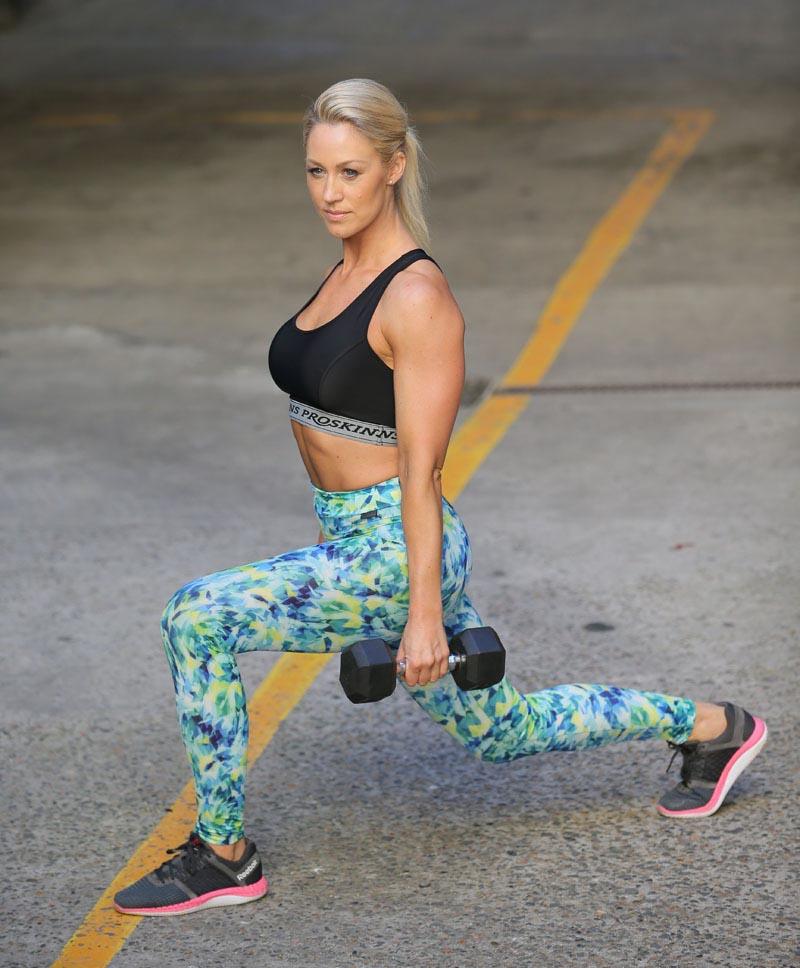 proskins active zig zag leggings