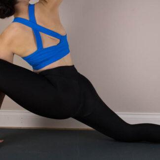 Active Women Crossback Crop Top