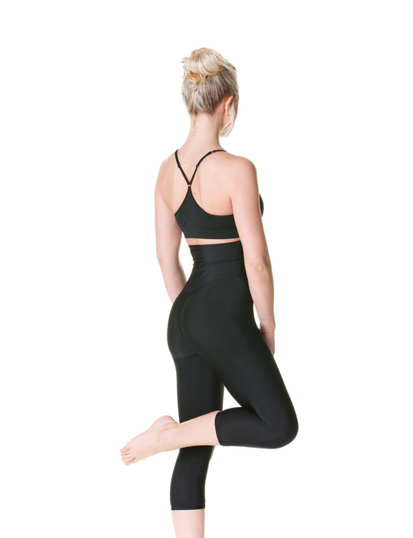 SLIM Compression Leggings with Silver Anti-bacterial Finish