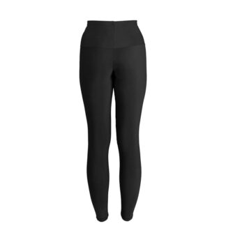SLIM Mid Waist Compression Leggings with Silver Anti-bacterial Finish