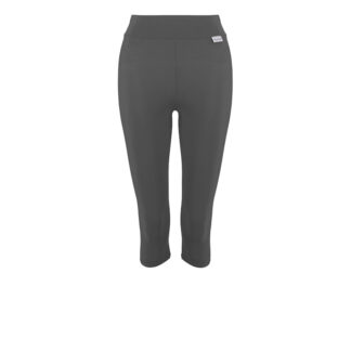 SLIM Compression Capri with Silver Anti-bacterial Finish (OUTLET)