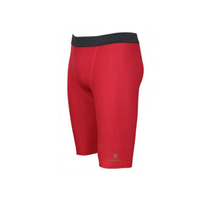 ACTIVE Boys Compression Shorts With Elastic Waist