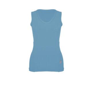 SLIM Scoop Neck Vest Top (OUTLET)