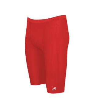 ACTIVE Men Fold Over Waist Compression Shorts