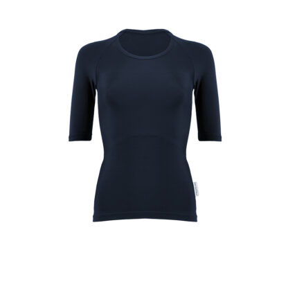 SLIM Elbow Length Sleeve Top (ITA)