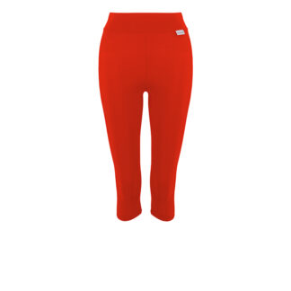 SLIM Shorter Compression Capri with Silver Anti-bacterial Finish (OUTLET)