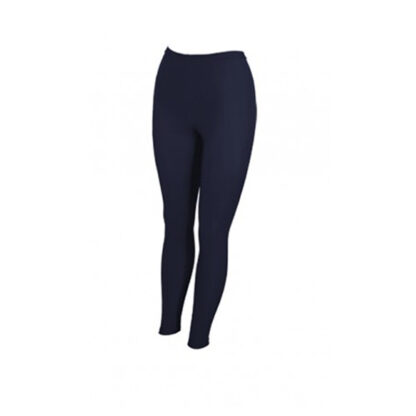 ACTIVE Boys Compression Leggings With Fold Over Waist