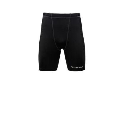 Active Men Black Run Shorts