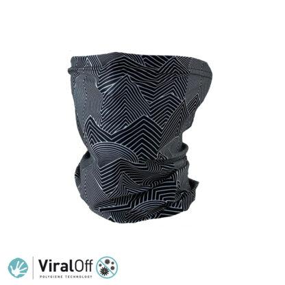 Antiviral 3D Unisex Snood Geo Print