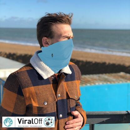 Antiviral 3D Unisex Snood Serenity