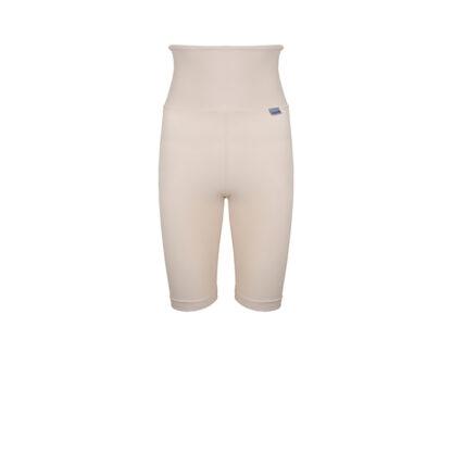 SLIM High Waisted Knee Length Shorts