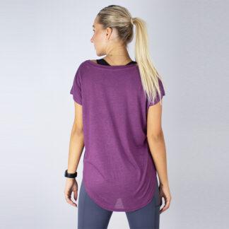 Womens Cap Sleeve T Shirt
