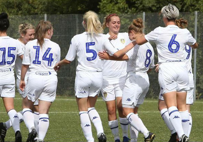 Leeds United FC Womens Team